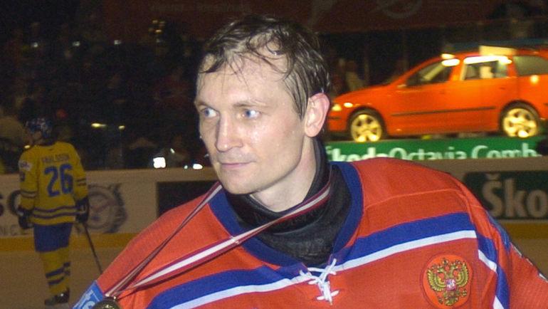 Максим СОКОЛОВ. Фото AFP