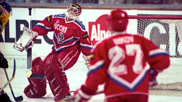 Андрей ТРЕФИЛОВ. Фото Владимир БЕЗЗУБОВ, photo.khl.ru