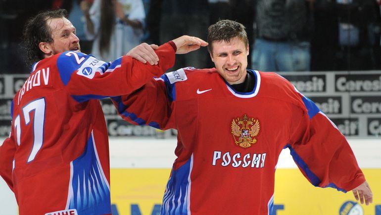 Илья БРЫЗГАЛОВ. Фото AFP