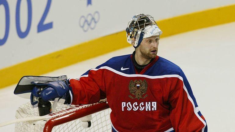 """Николай ХАБИБУЛИН. Фото Александр ФЕДОРОВ, """"СЭ"""""""