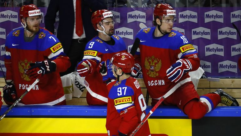 Сумеет ли сборная России завоевать первое место в своей группе? Фото REUTERS