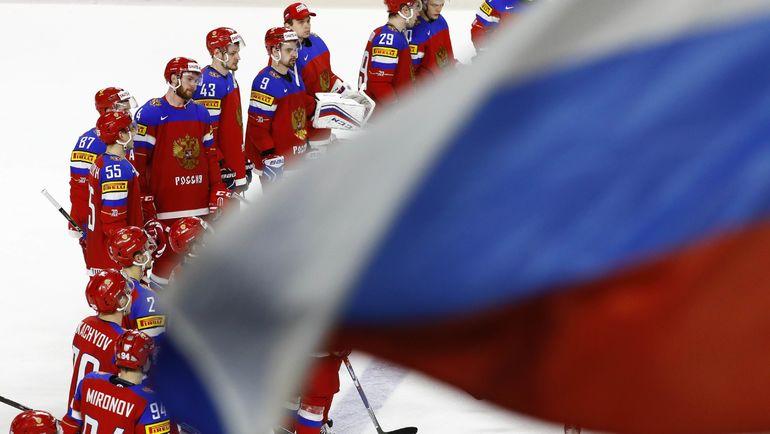 Первый соперник россиян в плей-офф определится в ближайшие дни. Фото REUTERS