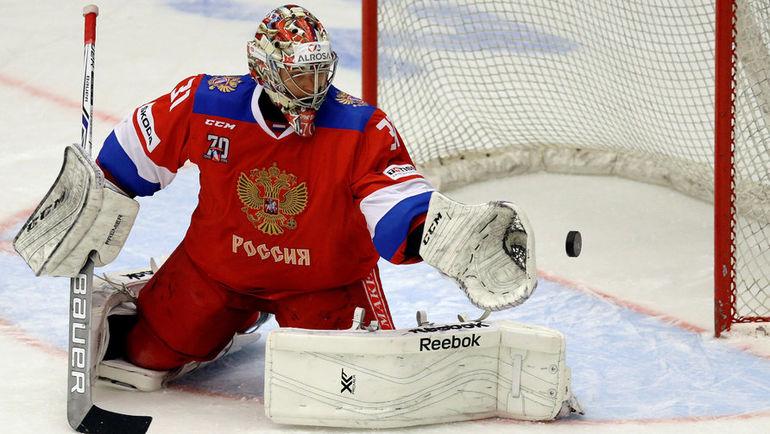 Илья СОРОКИН. Фото Reuters