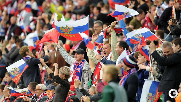 Болельщики определили девиз для сборной России на Кубке конфедераций-2017.