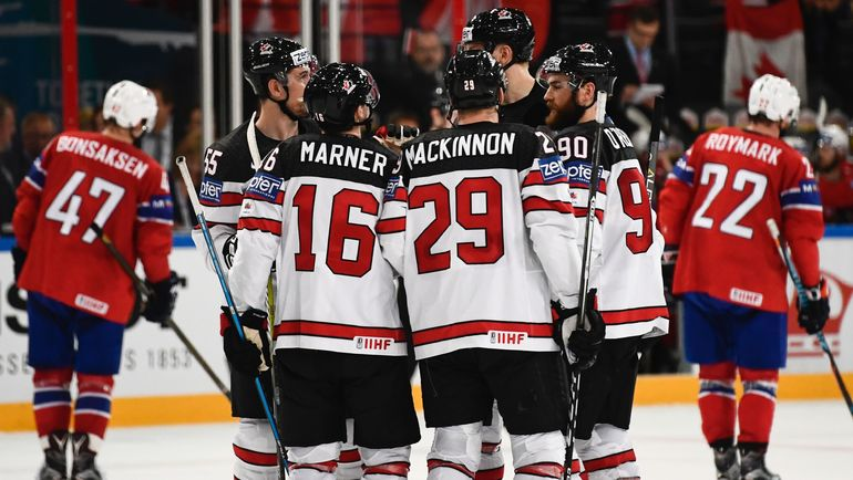 Сыграют ли на этом чемпионате мира сборные России и Канады? Фото AFP