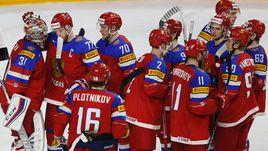 Вчера. Кельн. Россия - Латвия - 5:0. Команда Олега Знарка оформила шесть побед со старта чемпионата. Но только седьмая позволит занять первое место в группе.