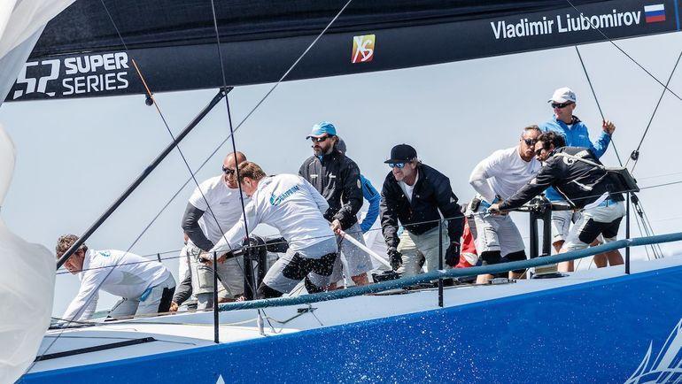 Команда Bronenosec представит Россию на чемпионате мира в классе яхт ТР52.