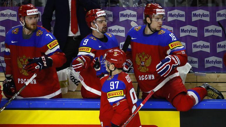Никита ГУСЕВ празднует гол. Фото Reuters