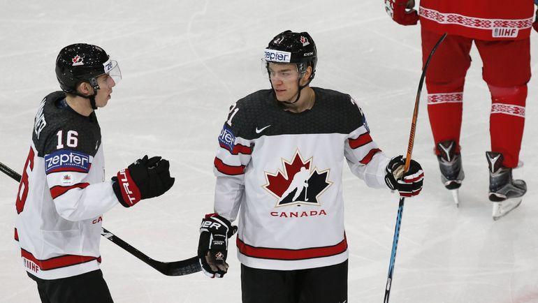 Смогут ли хозяева немецкой части турнира удивить канадцев? Фото Reuters