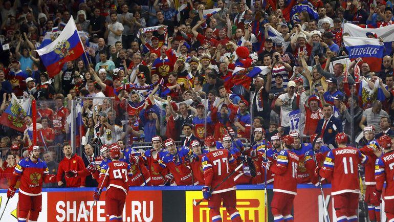 Сможет ли сборная России одолеть Чехию в четвертьфинале чемпионате мира? Фото Reuters