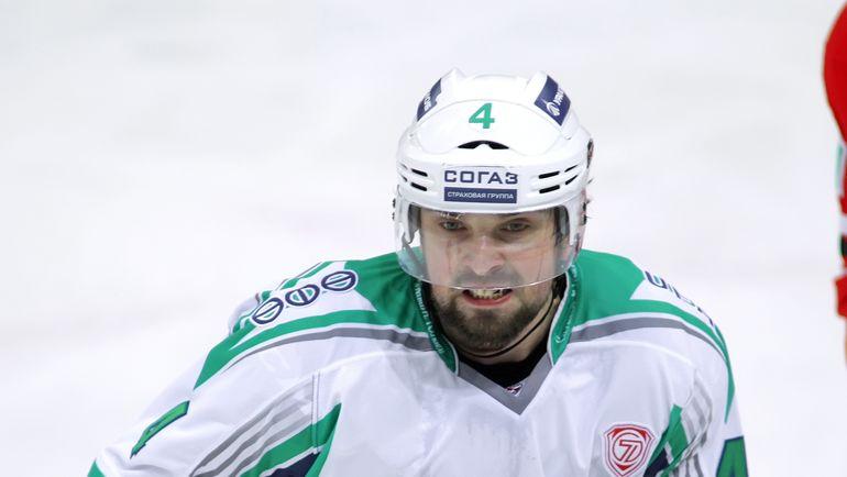 Кирилл КОЛЬЦОВ. Фото photo.khl.ru