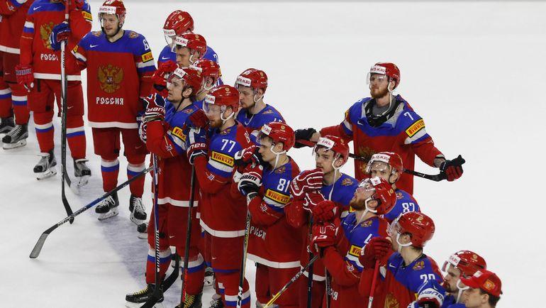 """Журналисты """"СЭ"""" верят в победу сборной России над Чехией в четвертьфинале чемпионата мира. Фото Reuters"""