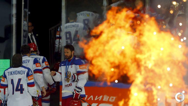 17 мая 2015 года. Прага. Финал. Канада - Россия - 6:1.