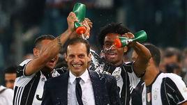 """Вчера. Римю """"Ювентус"""" - """"Лацио"""" - 2:0. Массимилиано АЛЛЕГРИ: новый трофей."""