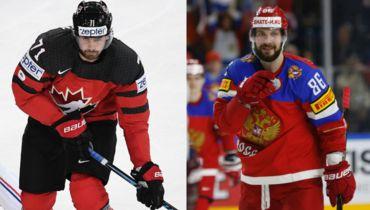 Канада - Россия: кто сильнее?