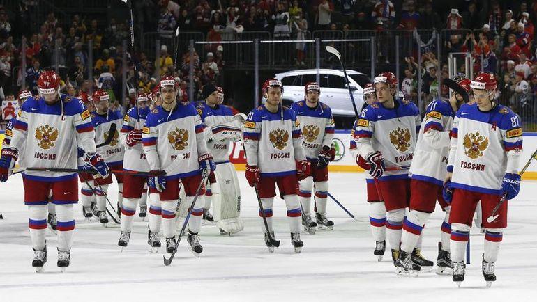 Суббота. Кельн. Канада - Россия - 4:2. Сборная России: без финала. Фото Reuters