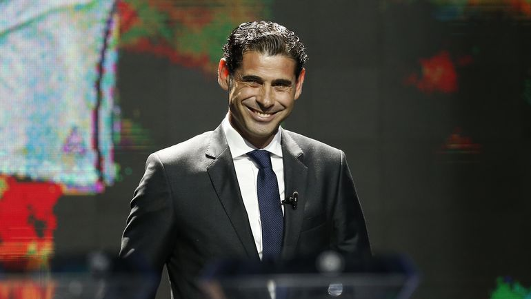 Фернандо ЙЕРРО. Фото Reuters