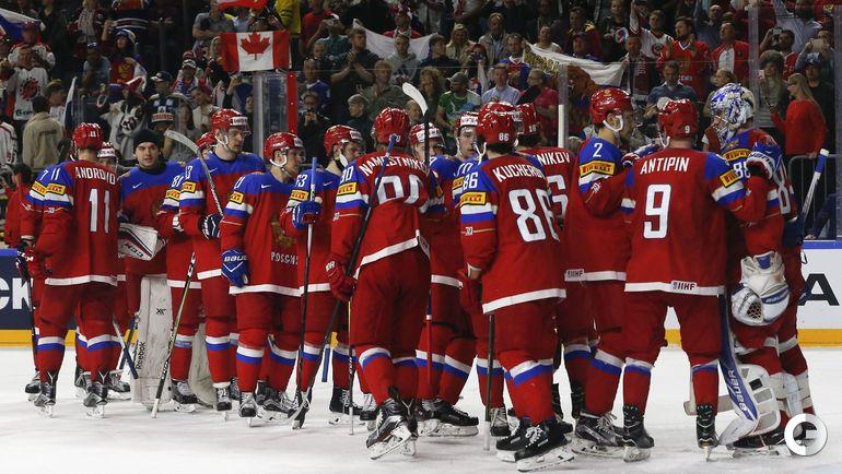 Сегодня. Кельн. Чемпионат мира. Россия - Финляндия - 5:3.