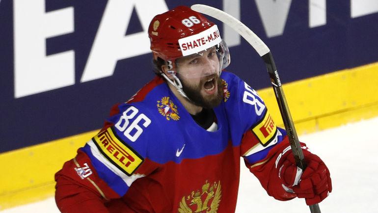 Никита КУЧЕРОВ. Фото AFP