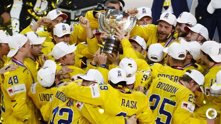 Вчера. Кельн. Канада – Швеция – 1:2 Б.