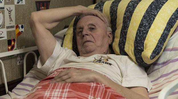 Ноябрь 2016 года. Владимир ПЕРЕТУРИН. Фото Юрий ГОЛЫШАК, «СЭ»