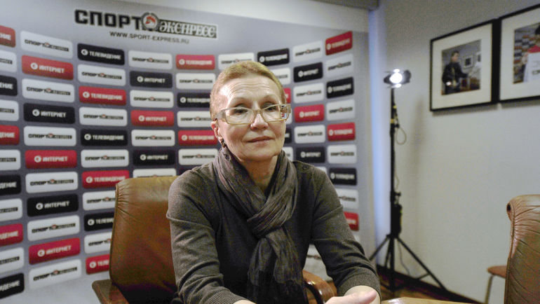 Ольга ПЕРЕТУРИНА. Фото «СЭ»