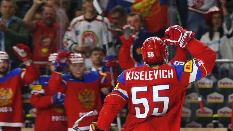 Богдан КИСЕЛЕВИЧ провел отличный турнир. Фото AFP