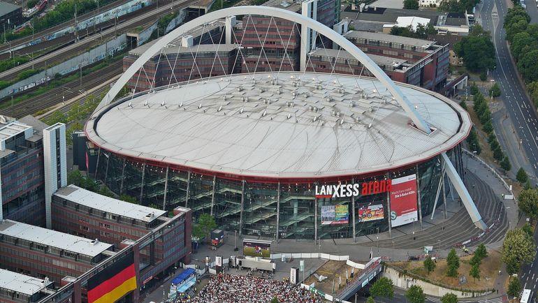 """""""Ланксесс-Арена"""". Фото wikimedia.org"""