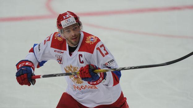 Капитаном сборной будет Павел ДАЦЮК? Фото Александр ФЕДОРОВ, «СЭ»