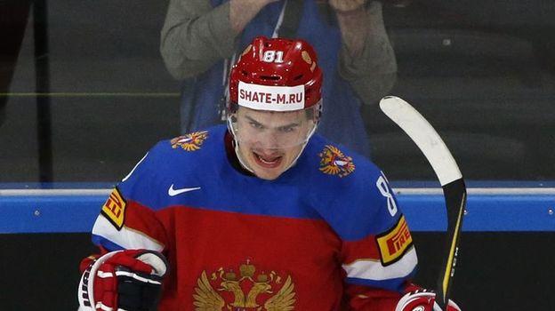 """Дмитрий ОРЛОВ начинал карьеру в """"Металлурге"""". Фото Reuters"""
