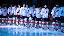"""Новокузнецкий """"Металлург"""" в КХЛ не блистал спортивными результатами, но дал дорогу в большой хоккей множеству хоккеистов."""
