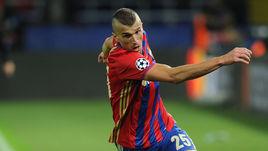 Полузащитник ЦСКА Роман ЕРЕМЕНКО, который в данный момент отбывает дисквалификацию за применение допинга.