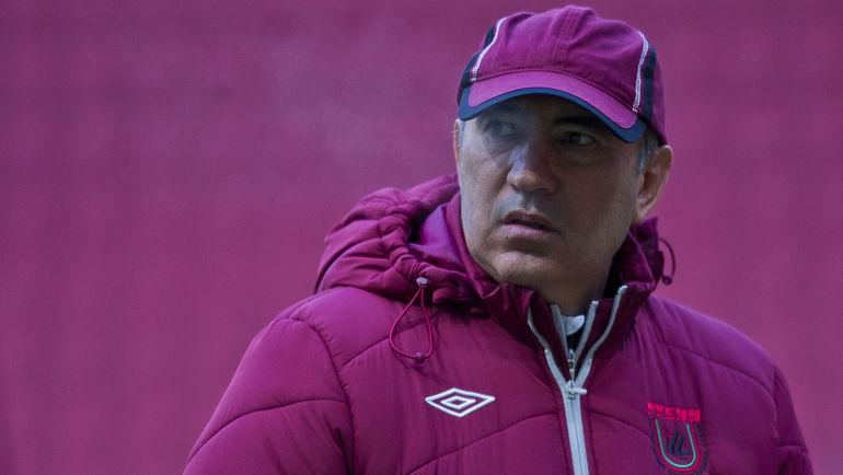 Курбан БЕРДЫЕВ возвращается туда, где сделал себе имя. Фото Антон СЕРГИЕНКО