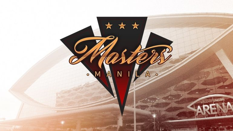 The Manila Masters.
