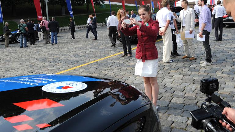 Нередки случаи, когда олимпийцы продают подаренные им автомобили. Что в таком случае будет взыскиваться с нарушивших антидопинговые правила? Фото Татьяна ДОРОГУТИНА