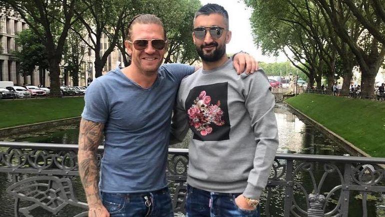 Андрей ВОРОНИН и Александр САМЕДОВ. Фото instagram.com