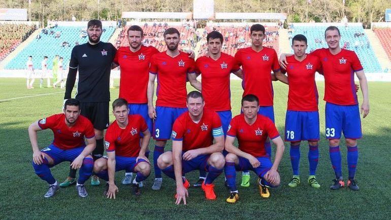 """""""СКА-Хабаровск"""" теперь самая восточная команда РФПЛ."""