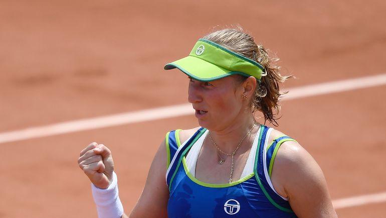 Екатерина МАКАРОВА. Фото AFP