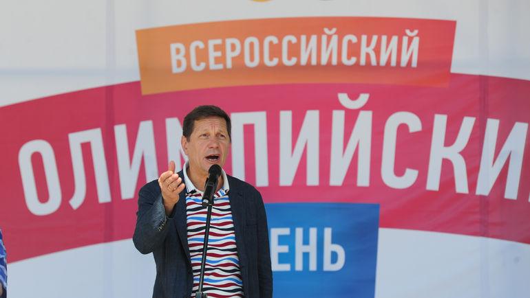"Александр ЖУКОВ. Фото Федор УСПЕНСКИЙ, ""СЭ"""