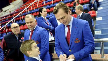Почему у Федорова не получилось в ЦСКА