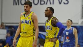 Алексей ШВЕД (слева) и Эрл РОУЛЭНД.