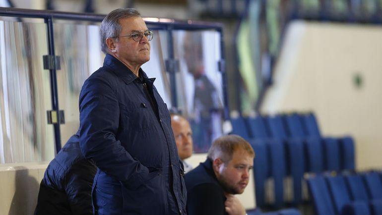 Владимир ШАЛАЕВ. Фото photo.khl.ru