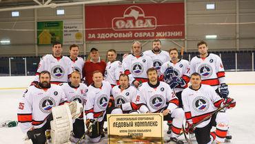 Ледовую арену в Башкирии назвали именем Сергея Гимаева