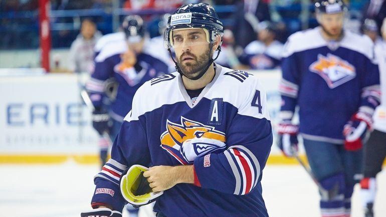 Крис ЛИ. Фото photo.khl.ru