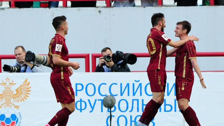 """Рубин"" снова станет претендентом на чемпионство? Фото Никита УСПЕНСКИЙ, ""СЭ"""