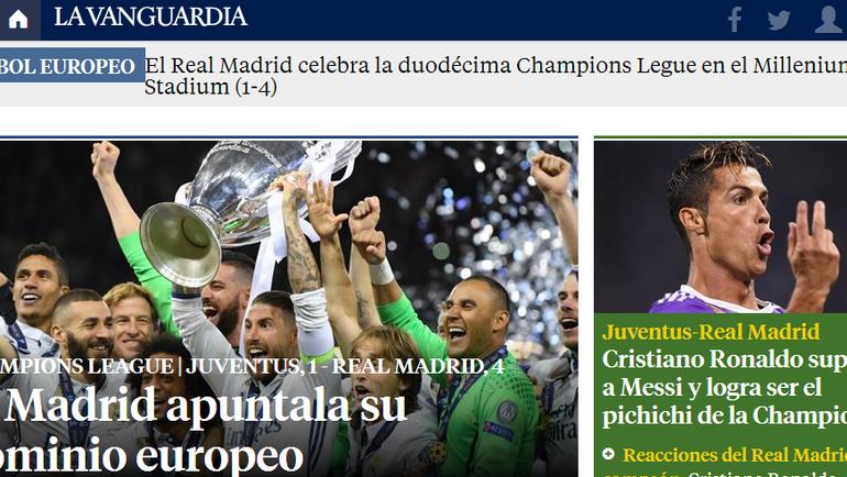 Vanguardia.