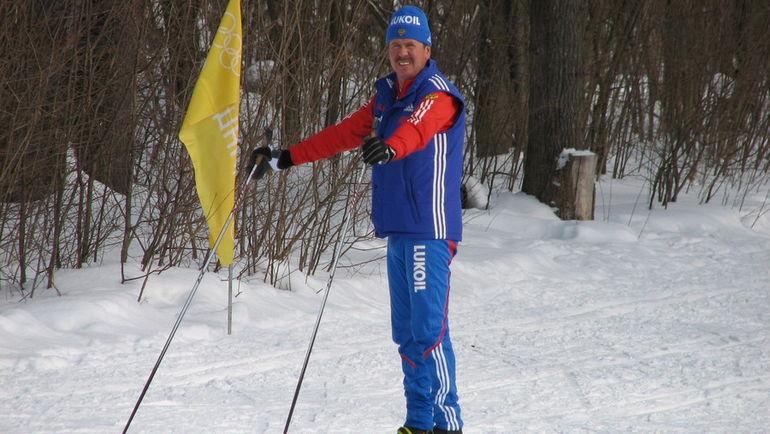 Михаил ДЕВЯТЬЯРОВ. Фото skio.su