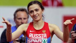Мария ЛАСИЦКЕНЕ - одна из тех, кто получил разрешение от ИААФ на выступления под нейтральным флагом.