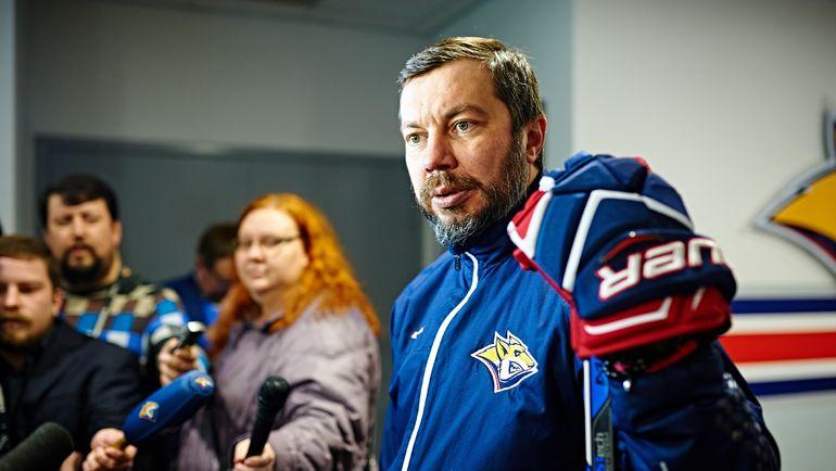Илья ВОРОБЬЕВ. Фото photo.khl.ru