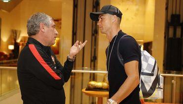 Криштиану Роналду - в составе сборной Португалии на Кубок конфедераций
